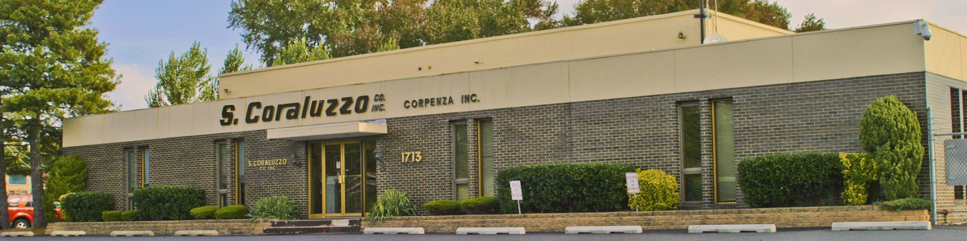 Vineland New Jersey office building of Coraluzzo and Torrissi Petroleum Transporters
